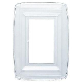Westinghouse 74998 Plastic Wall Shield, 1 Gang