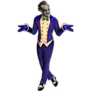 Mens Joker Batman Dark Knight Halloween Costume - standard (42-46 chest)