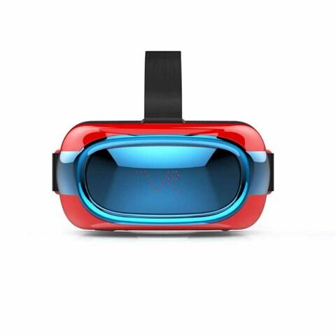 TechComm Centaur 8GB Android 3D VR Headset 5-in Screen Wi-Fi Bluetooth