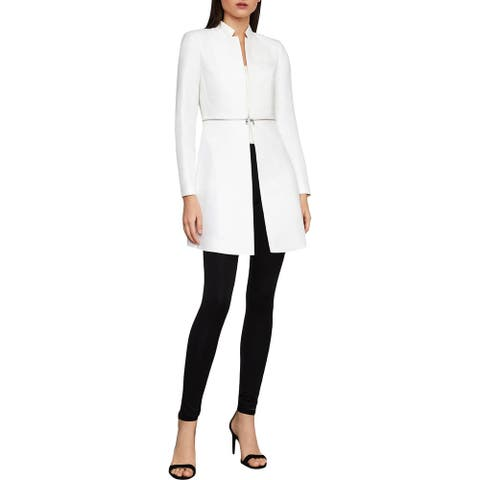 BCBG Max Azria Arelia Women's Long Blazer Jacket