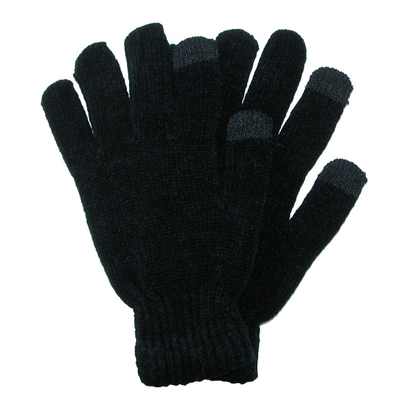 CTM® Touch Screen Chenille Glove