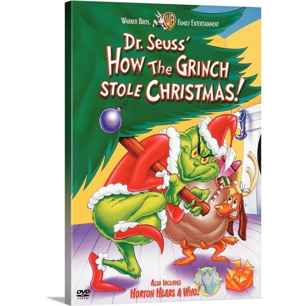 How The Grinch Stole Christmas 1966 Dvd.How The Grinch Stole Christmas 1966 Multi Color