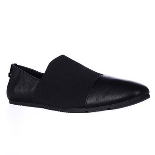 Calvin Klein Poppia Comfort Slip On Flats, Black