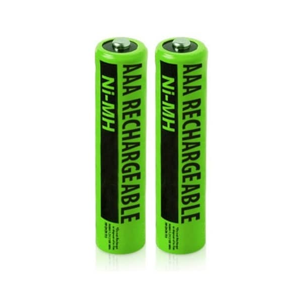 Replacement Clarity NiMH AAA Battery for D704 / D724C Phone Models (2 Pack)