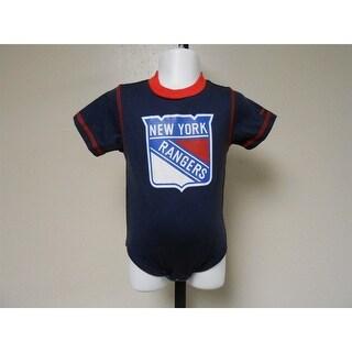 New-Mended- New York Rangers Infants size 18 Months (18M) Reebok Bodysuit