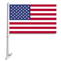 Bsi Products Inc USA Car Flag Car Flag