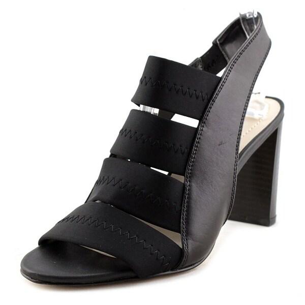 Alfani Rennatah Women Black Sandals