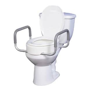 Elevated Toilet Seat w/Arms|https://ak1.ostkcdn.com/images/products/is/images/direct/f356604cabde69b794710eb1a8cdd04eafe2ce9b/Elevated-Toilet-Seat-w-Arms.jpg?impolicy=medium