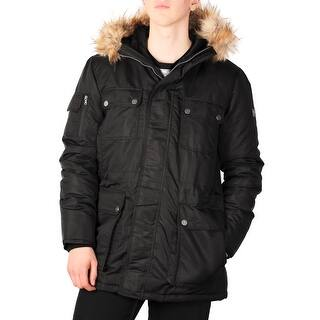 Sean John Men's Hooded Parka with Faux Fur Trim https://ak1.ostkcdn.com/images/products/is/images/direct/f3566407dd35f4d65007604681fa670619d77b94/Sean-John-Men%27s-Hooded-Parka-with-Faux-Fur-Trim.jpg?impolicy=medium