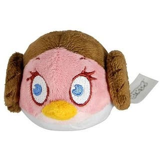 "Angry Birds Star Wars 5"" Plush: Princess Leia