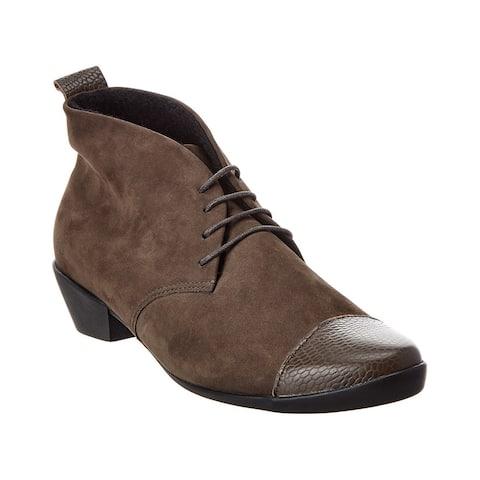 Arche Nousky Leather Bootie