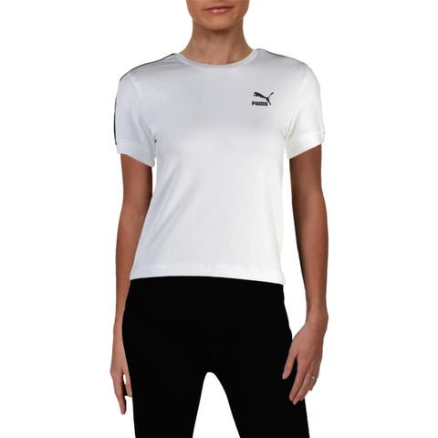 Puma Womens Classic Tight T7 Shirts & Tops Fitness Workout