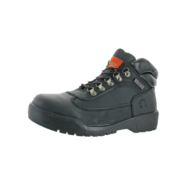 Designer Fashions Mens Hiking Boots Leather Trail