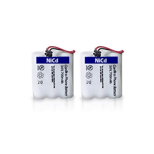 Replacement Uniden BT905 Battery for BT905 DXAI4288-2 / EXA2955 / EXI7246C Phone Models (2 Pack)