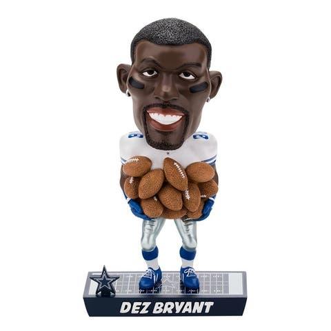 Dallas Cowboys Dez Bryant Caricature Bobblehead - Multi