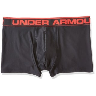 Under Armour Men's Original Series 9 Boxerjock - Black - Large