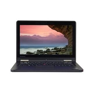 "Lenovo ThinkPad Yoga S1 Core i7-4600U 2.1GHz 8GB RAM 256GB SSD Win 10 Pro 12.5"" FHD Touchscreen Laptop (Refurbished B Grade)"
