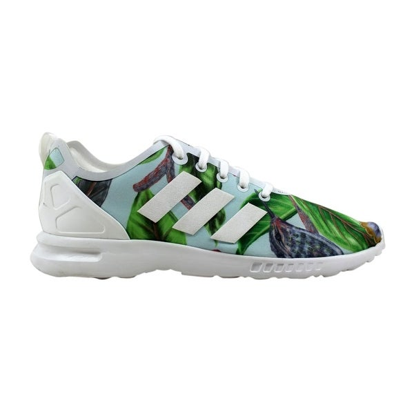 bd5719cf49b05 Shop Adidas Women s ZX Flux Smooth W Multi Color S82890 Size 7.5 ...