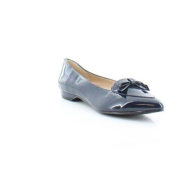Ann Marino by Bettye Muller Sublime Women's Flats & Oxfords Navy