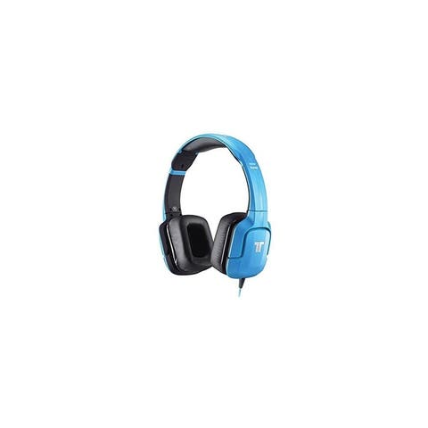 Tritton Kunai TRI903570A04/02/1 Stereo Headset for Apple Products Blue