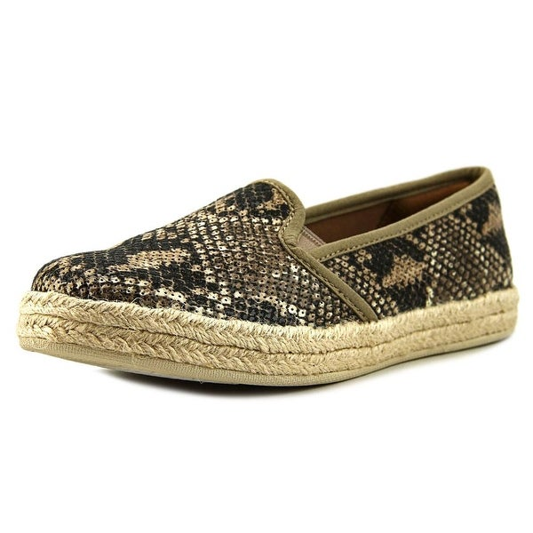 Clarks Azella Theoni Women Round Toe Synthetic Multi Color Loafer
