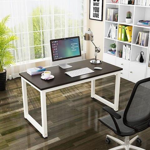 Porch & Den Catalina Wooden Office Furniture Computer Desk