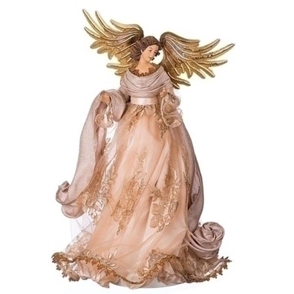 Shop 19 5 Quot Antique Gold And Champagne Standing Angel