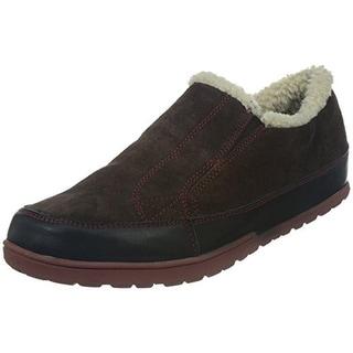 Patagonia Mens Activist Suede Fleece Casual Shoes