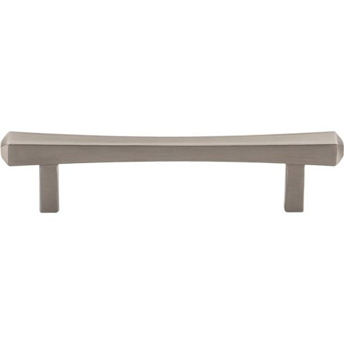 Top Knobs TK812 Juliet 3-3/4 Inch Center to Center Bar Cabinet Pull from the Serene Collection