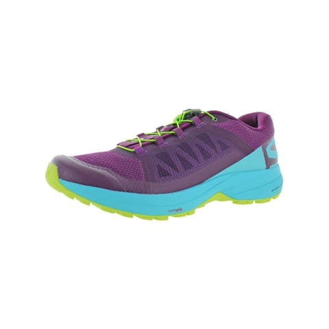 Salomon Womens XA Elevate Trail Running Shoes Lifestyle Gym