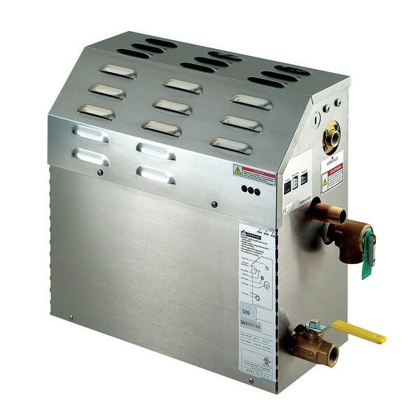 Mr Steam MS400EB1 Residential Steam Generator for 360 Maximum Range Cubic Feet - 9kW 208V 1 PH