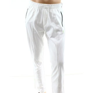 Polo Ralph Lauren NEW White Mens Size Small S Running Track Pants