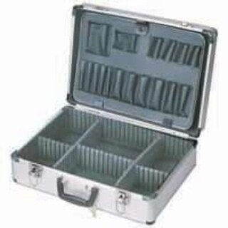 "Mintcraft JL-10054 Aluminum Case, 18"" x 13"" x 6"""