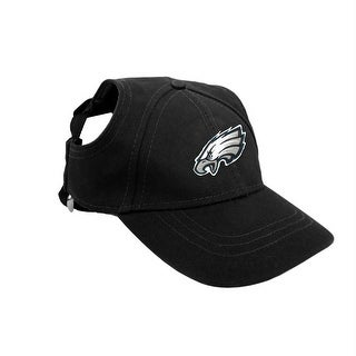 Philadelphia Eagles Pet Baseball Hat - Medium