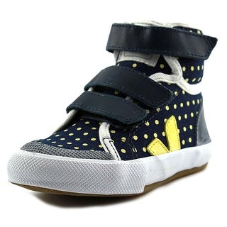 Veja Mandy Round Toe Canvas Sneakers