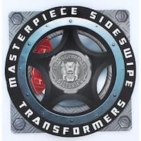 Transformers MP12 Sideswipe Bonus Silver Coin Accessory - multi