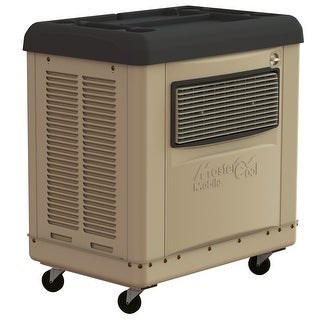 MasterCool MMBT12 1145 CFM 2-Speed Mobile Evaporative Cooler for 600 sq. ft.