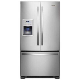 Whirlpool WRF550CDH 36 Inch Wide 19.72 Cu. Ft. French Door Refrigerator