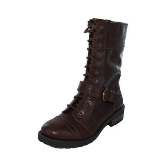 White Mountain 'Flyman' Women's Military Combat Boots