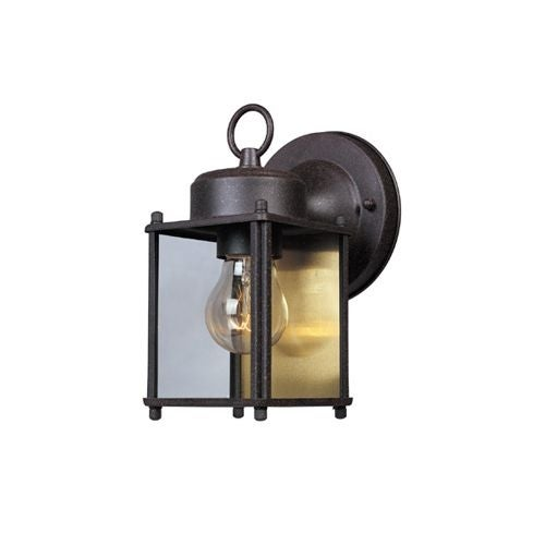 "Designers Fountain 1161-RP 1 Light 4.75"" Wall Lantern"