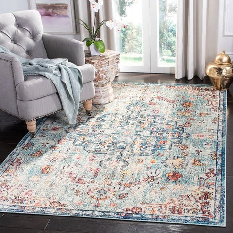 Safavieh Madison Sabire Boho Oriental Medallion Rug
