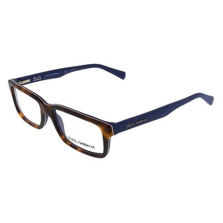 Dolce&Gabbana DG3148 2706 Havana/Blue Rectangular Opticals