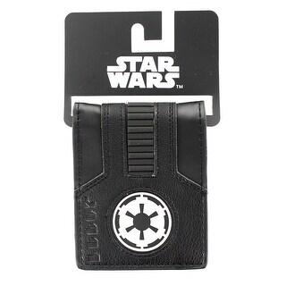 Star Wars Galactic Empire Black Bi-fold Wallet
