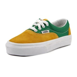 Vans Era Youth Round Toe Canvas Multi Color Sneakers