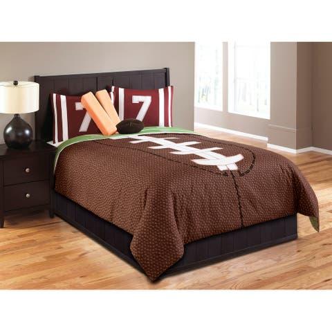 Riverbrook Home 6 Piece Field Goal Comforter Set