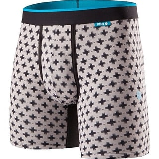 Stance Mens Native Boxers Underwear - Grey