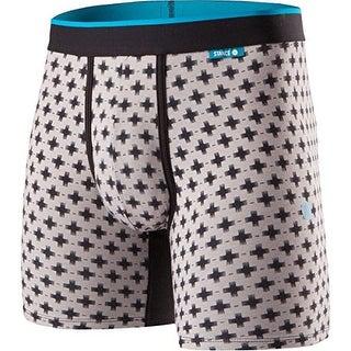 Stance Mens Native Boxers Underwear - Grey