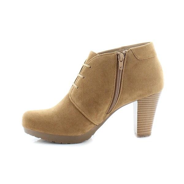 Giani Bernini Womens Odele Closed Toe Ankle Fashion Boots