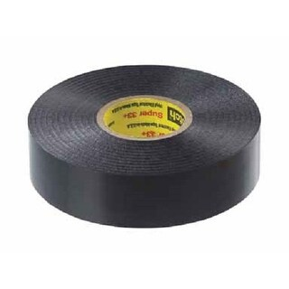 "3M 6132-BA-100 Electrical Tape, 3/4"" x 66'"