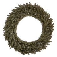"48"" Antique Champagne Fir Wreath  480T"